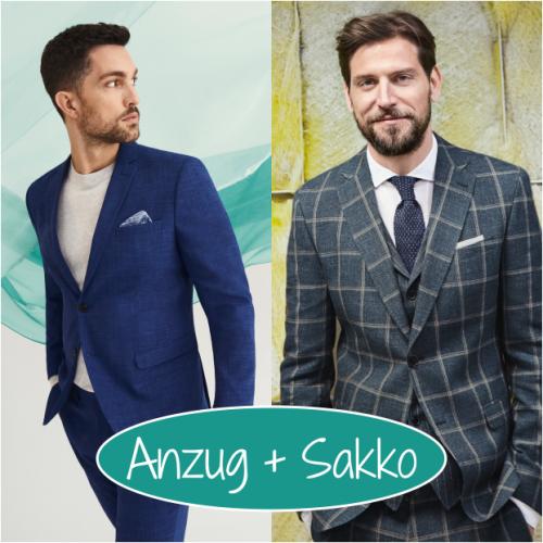 Anzug & Sakkos